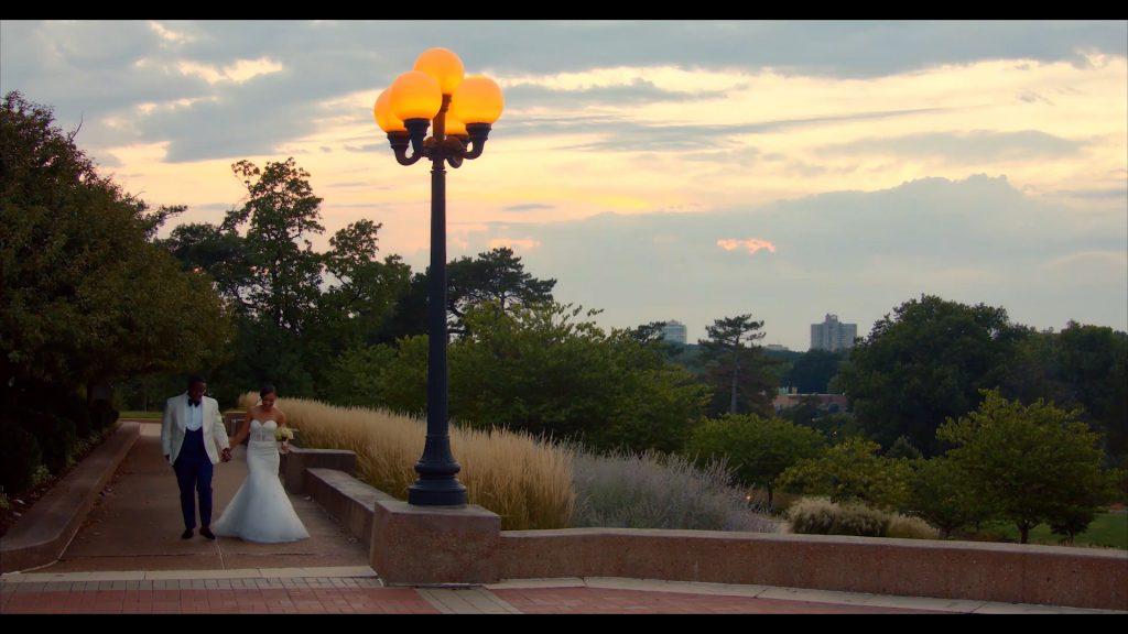 wedding video in missouri