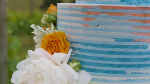 Wedding Film Cake