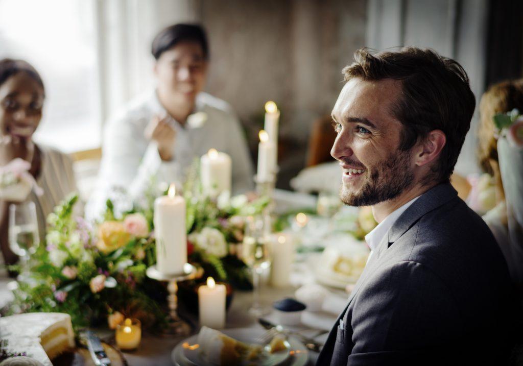 wedding video production